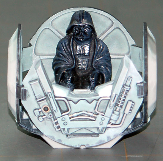 Airfield Models Amt Ertl Star Wars Darth Vader S Tie Fighter