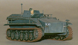Dragon Models Borgward IV Ausf B
