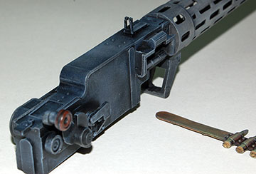 Williams Brothers 1/4 Scale Spandau Machine Gun.