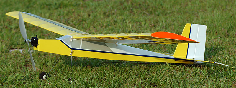 Airfield Models - Great Planes Tutor Park Flyer Photo Gallery