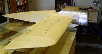 Airfield Models Finishing The Sr Batteries Fokker