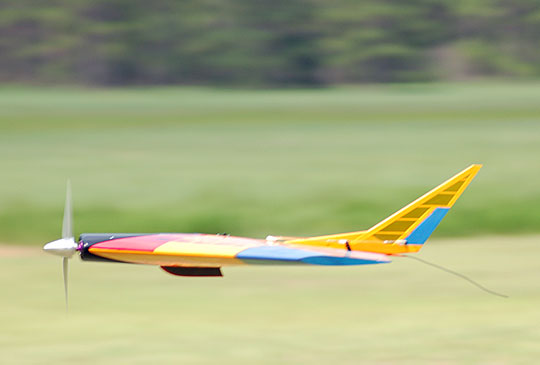 Rc Delta Wing