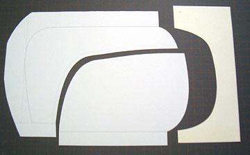 Aplicação de Monokote em diversas cores com sobreposição mínima 18358