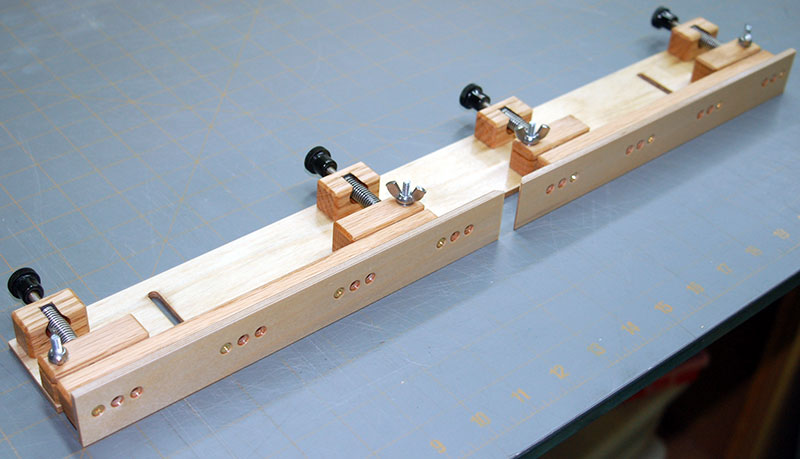 Airfield Models How To Make A Split Fence For A Dremel