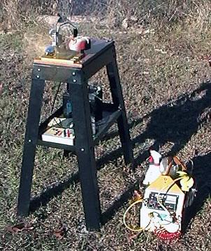 Airfield Models Breaking In A Model Airplane Engine